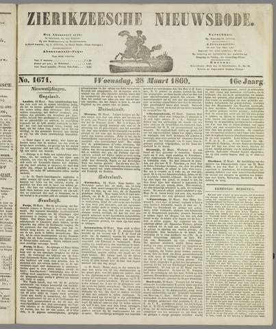 Zierikzeesche Nieuwsbode 1860-03-28