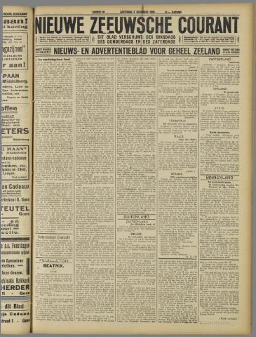 Nieuwe Zeeuwsche Courant 1925-12-05
