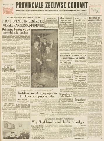 Provinciale Zeeuwse Courant 1964-03-24