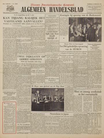 Watersnood documentatie 1953 - kranten 1953-02-28