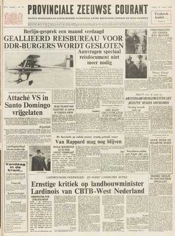 Provinciale Zeeuwse Courant 1970-03-27