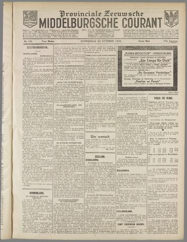 Middelburgsche Courant 1932-10-20