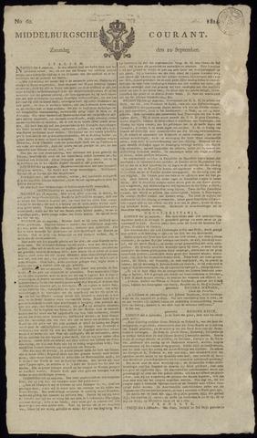 Middelburgsche Courant 1814-09-10