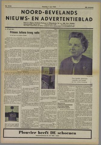 Noord-Bevelands Nieuws- en advertentieblad 1965-05-01