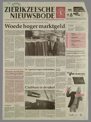 Zierikzeesche Nieuwsbode 1998-04-07