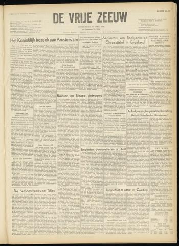 de Vrije Zeeuw 1956-04-19