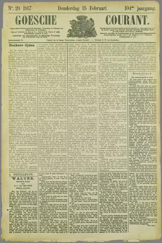 Goessche Courant 1917-02-15