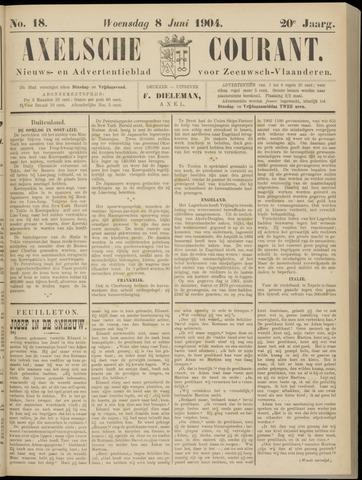 Axelsche Courant 1904-06-08