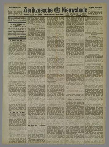 Zierikzeesche Nieuwsbode 1932-05-25