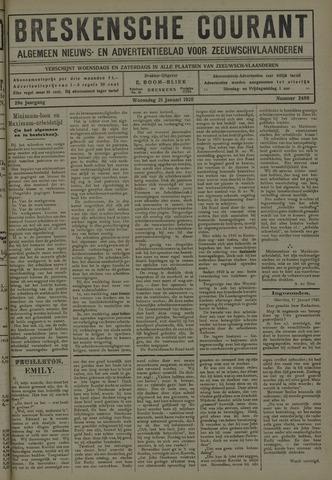 Breskensche Courant 1920-01-21