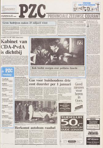 Provinciale Zeeuwse Courant 1989-10-26