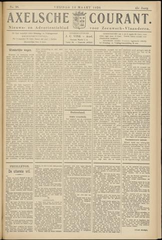 Axelsche Courant 1930-03-14