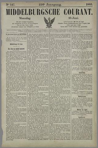 Middelburgsche Courant 1883-06-25