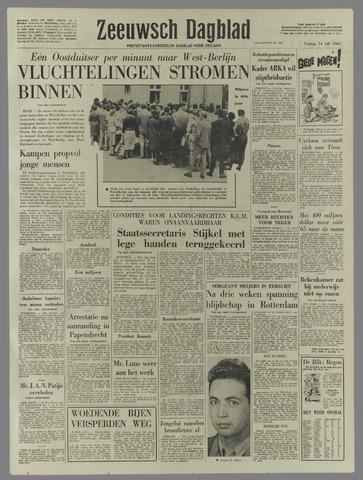 Zeeuwsch Dagblad 1961-07-14
