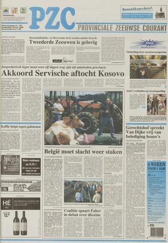 Provinciale Zeeuwse Courant 1999-06-10