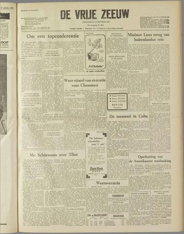 de Vrije Zeeuw 1959-10-22