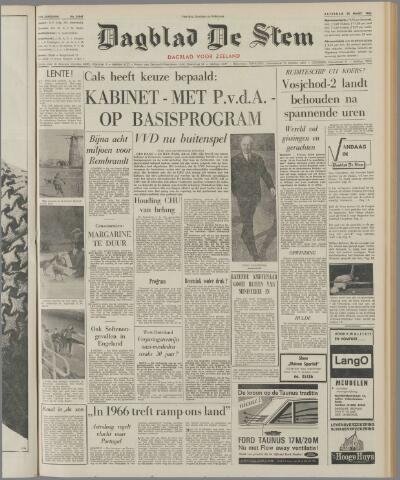 de Stem 1965-03-20