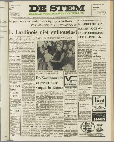 de Stem 1968-12-11