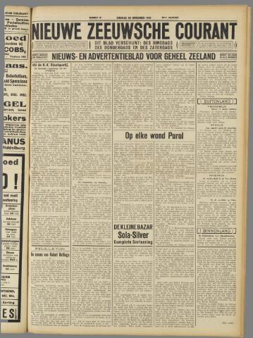 Nieuwe Zeeuwsche Courant 1933-11-28