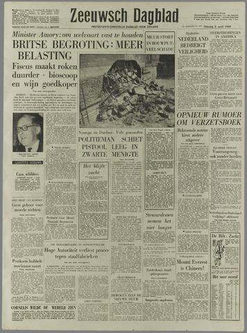 Zeeuwsch Dagblad 1960-04-05