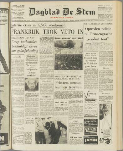 de Stem 1966-11-23