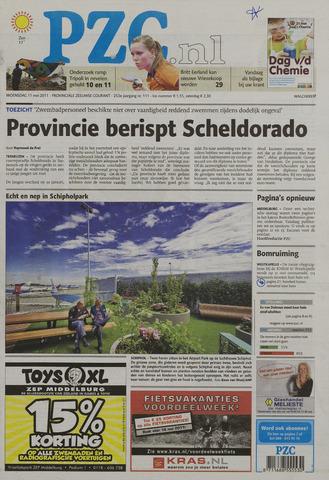 Provinciale Zeeuwse Courant 2011-05-11