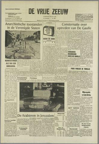 de Vrije Zeeuw 1967-07-26