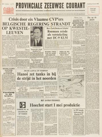 Provinciale Zeeuwse Courant 1968-02-08