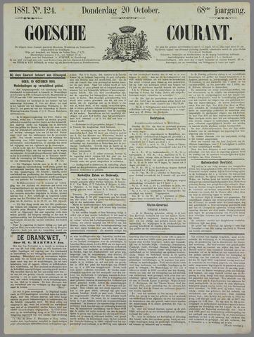 Goessche Courant 1881-10-20