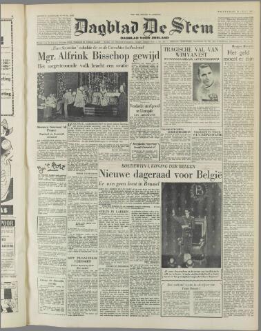 de Stem 1951-07-18