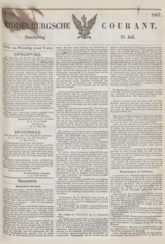 Middelburgsche Courant 1867-07-25