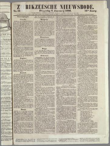 Zierikzeesche Nieuwsbode 1880-01-06