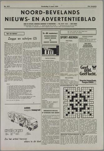 Noord-Bevelands Nieuws- en advertentieblad 1986-03-06