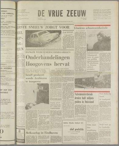 de Vrije Zeeuw 1973-02-26