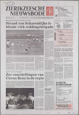 Zierikzeesche Nieuwsbode 1995-07-25