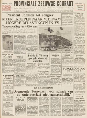 Provinciale Zeeuwse Courant 1967-08-04