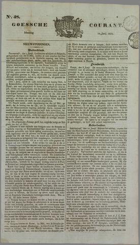 Goessche Courant 1834-06-16