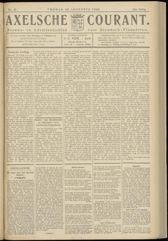Axelsche Courant 1929-08-23