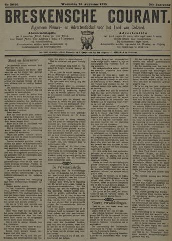 Breskensche Courant 1915-08-25