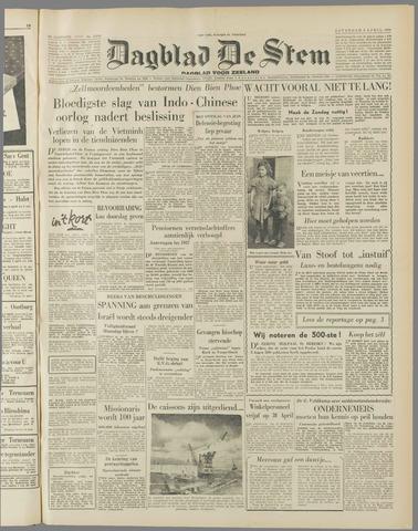 de Stem 1954-04-03