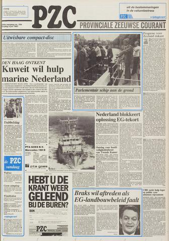 Provinciale Zeeuwse Courant 1987-07-03