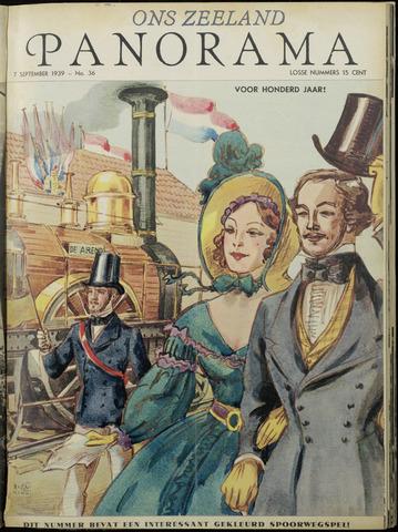 Ons Zeeland / Zeeuwsche editie 1939-09-07