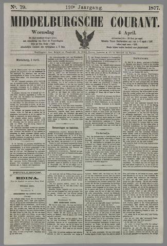 Middelburgsche Courant 1877-04-04