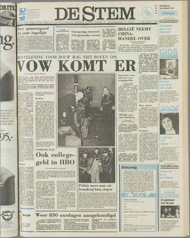 de Stem 1981-01-28