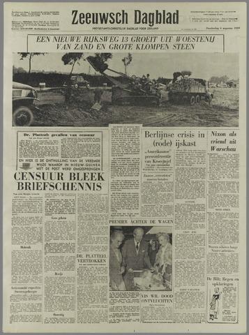 Zeeuwsch Dagblad 1959-08-06