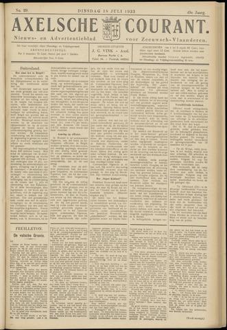 Axelsche Courant 1933-07-18