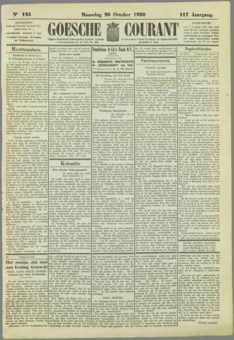 Goessche Courant 1930-10-20