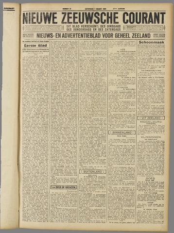 Nieuwe Zeeuwsche Courant 1931-03-07