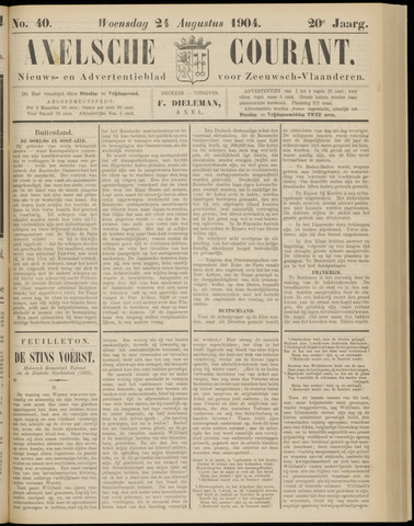 Axelsche Courant 1904-08-24
