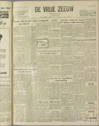 de Vrije Zeeuw 1959-07-28